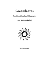 Greensleeves Cello Trio