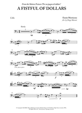 a fistful of dollars chords
