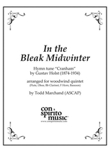 In The Bleak Midwinter Woodwind Quintet